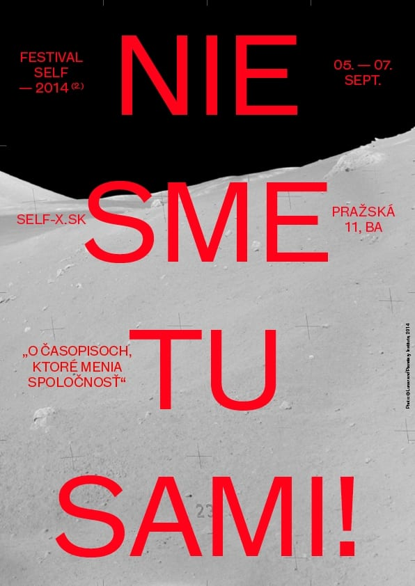SELF14 vizual1 - Program festivalu SELF–2014