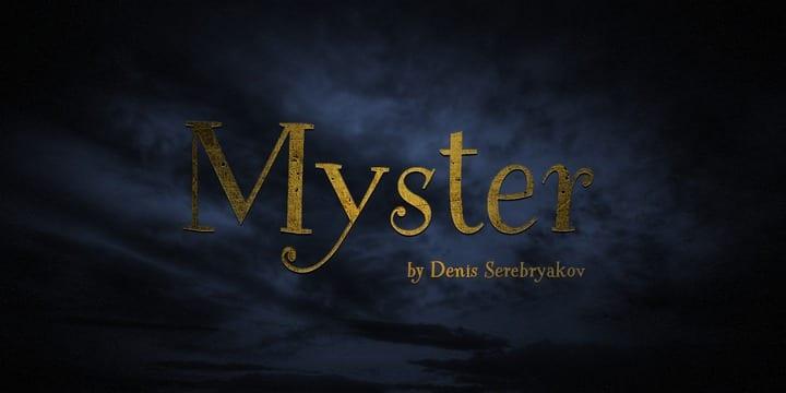 117229 - Font dňa – Myster