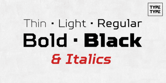 141773 580x290 - Font dňa – TT Squares (zľava 80%, od 2,20€)