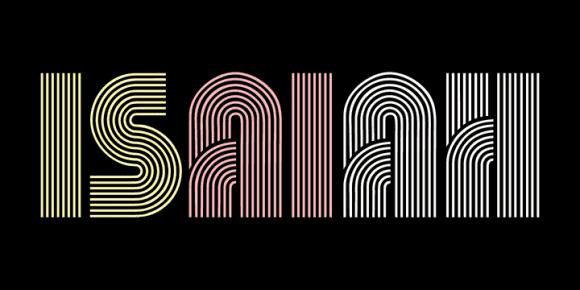 146784 580x290 - Font dňa – Stripes (zľava 80%, 4€)
