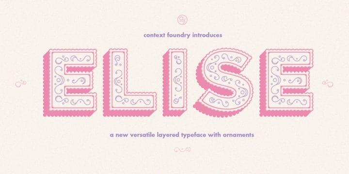 147822 - Font dňa – Elise