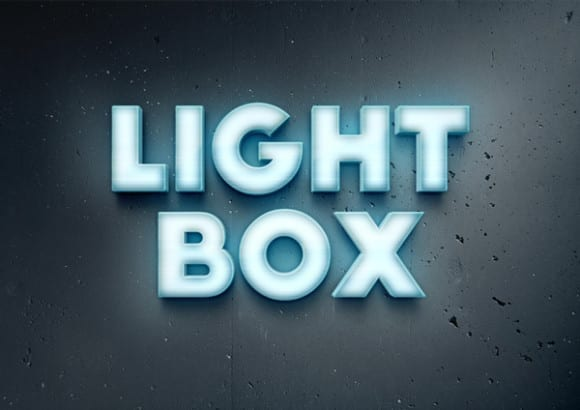 Lightbox-Text-Effect-600