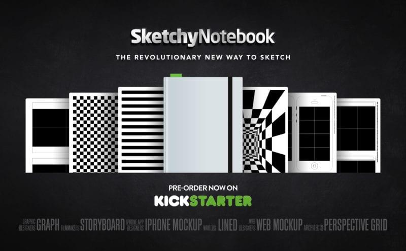 SketchyNotebook B 800x495 - Jeden zápisník (ne)stačí