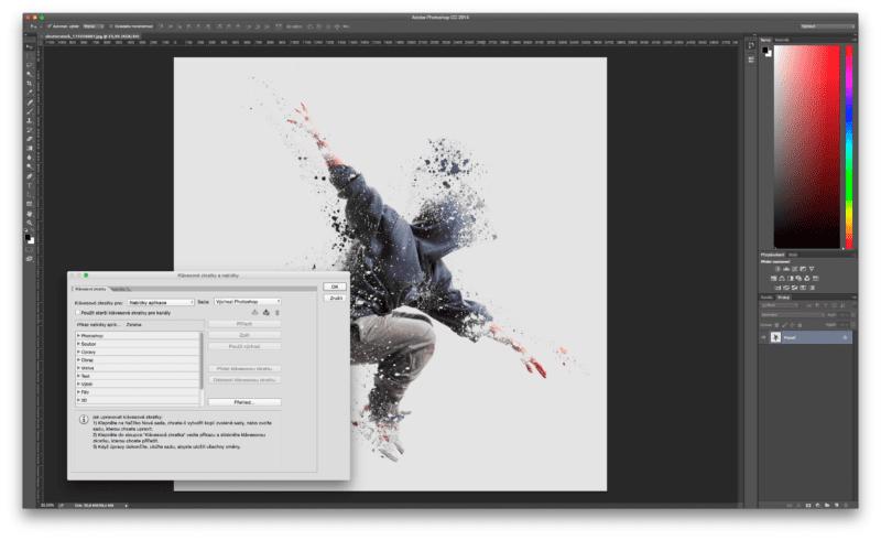 adobe photoshop klavesove skratky 800x490 - Užitočné skratky vo Photoshope I.