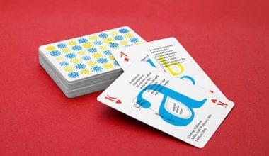 e315b8da31b71d5cc69c2cb2021b4b71 380x220 - Karty, ktoré vás naučia zaujimavé veci o písmach