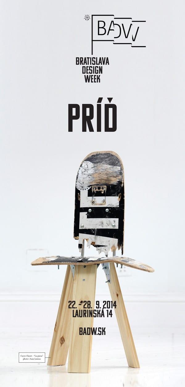 pozvanka badw mail - Bratislava Design Week 2014