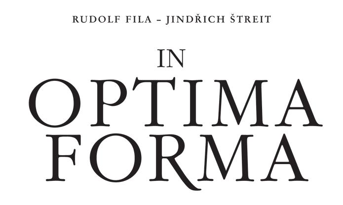 pozvanka optima forma 14102007941 - Výstava Rudolf Fila – Jindřich Štreit: In optima forma