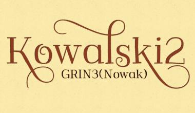 149635 380x220 - Font dňa – Kowalski2 (zľava 30%, od 10,49€)