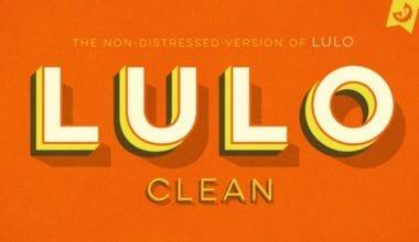 153584 380x220 - Font dňa – Lulo Clean