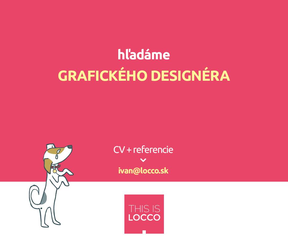 1977064 733393750073960 6895331623570901742 n - Hľadáme grafického designéra – This is Locco