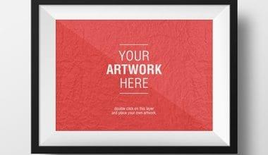 Artwork Frame MockUps 6001 380x220 - Stiahnite si mockupy rámov zadarmo!