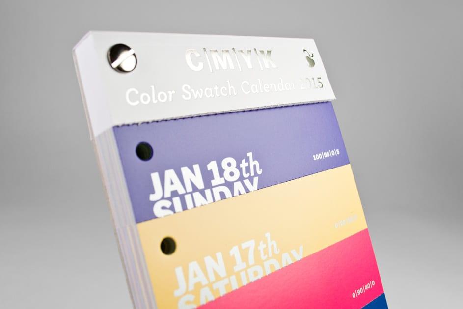 CMYK2015 11 - Kalendár, ktorý ukazuje svoje pravé farby