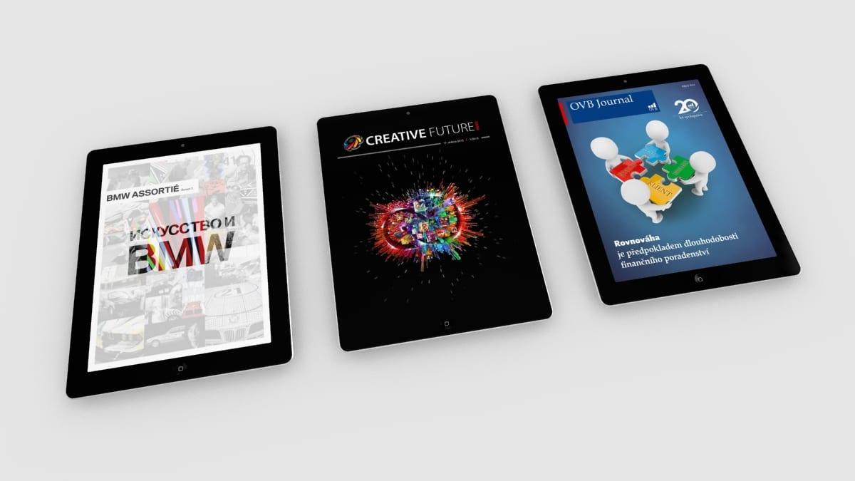 ipady A - 41. seminář UGD: Publikování na tabletech a mobilech