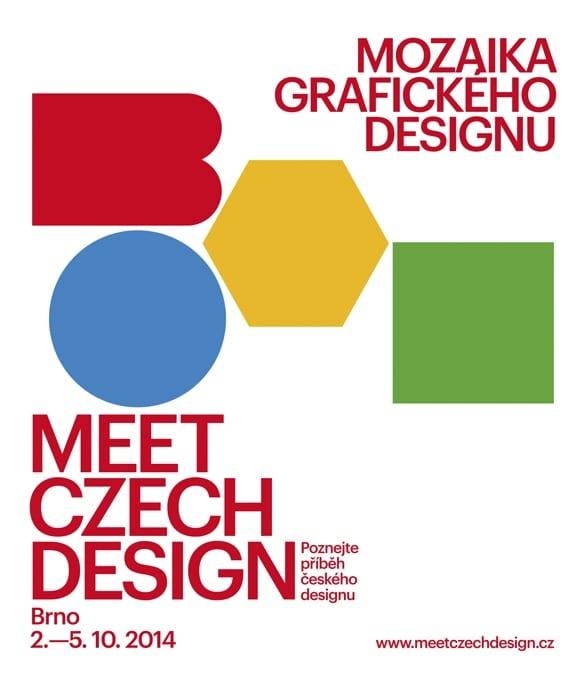 meet czech design mozaika grafickeho designu - MEET CZECH DESIGN – Mozaika grafického designu (Brno)