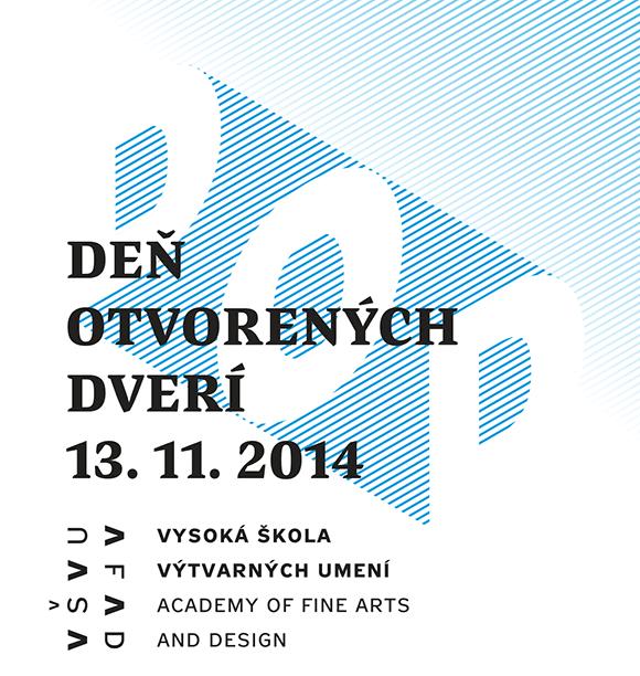 DOD2014 vsvu - Deň otvorených dverí 2014 – VŠVU