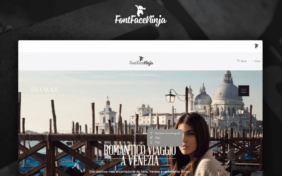 Fontface Ninja - Spoznajte web fonty s Fontface Ninja!