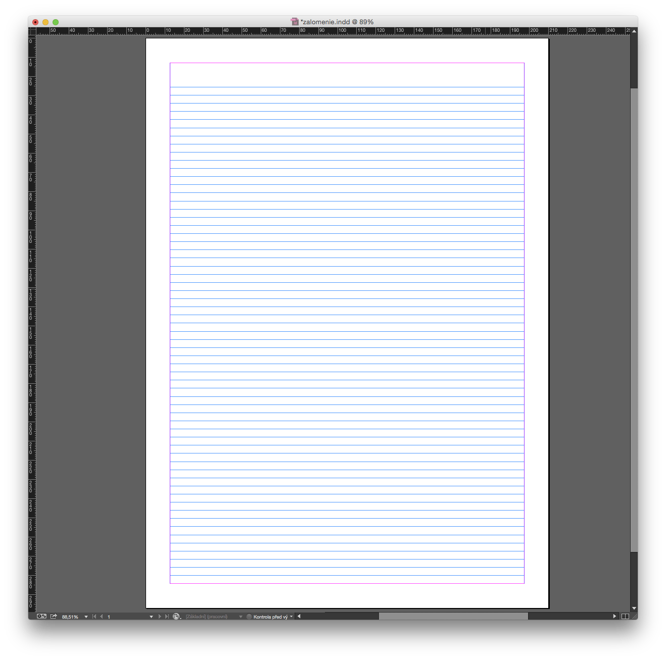 NastavMriezku6 - Skript pre mriežku účiaria – InDesign