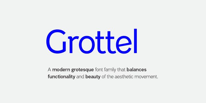 154460 - Font dňa – Grottel (zľava 80%, od 4,20€)