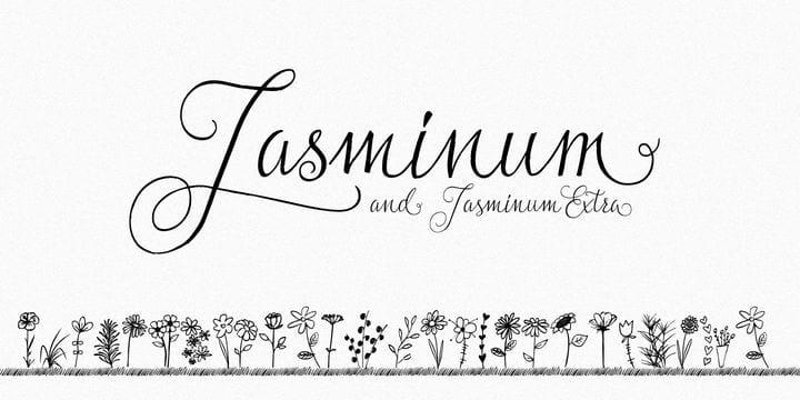 155774 - Font dňa – Jasminum