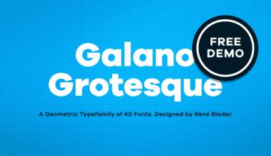 155997 380x220 - Font dňa – Galano Grotesque (zľava 85%, komplet 33,45€)