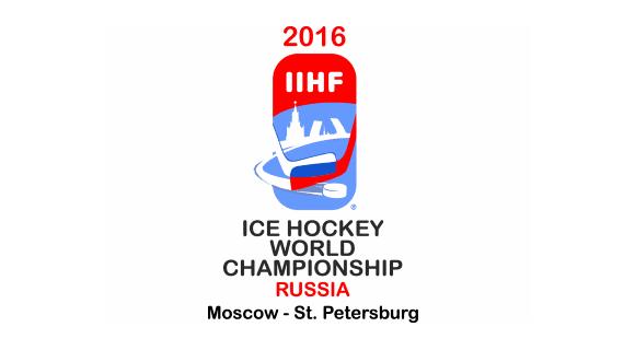 ms v hokeji 2016 - Logo MS v hokeji 2016