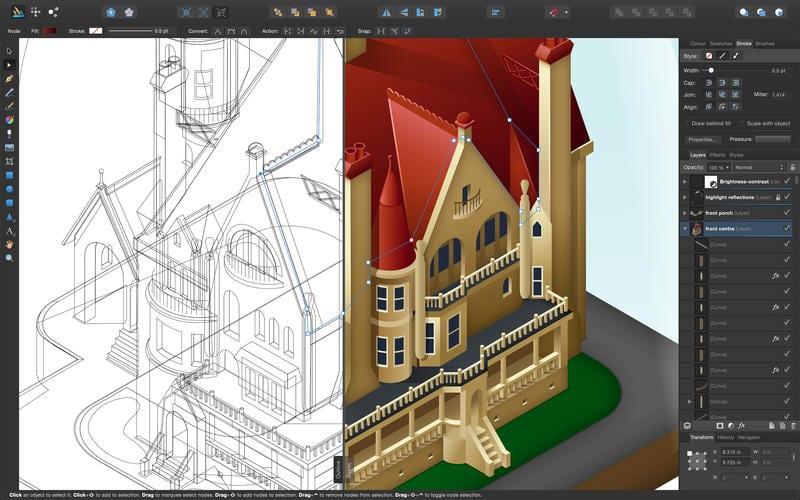screen800x500 1 - Affinity Designer aplikáciou č. 2 v App Store