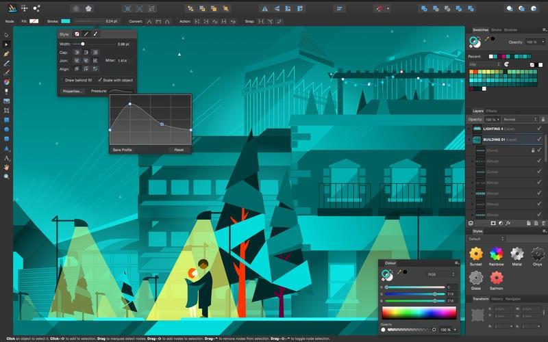 screen800x500 21 - Affinity Designer aplikáciou č. 2 v App Store
