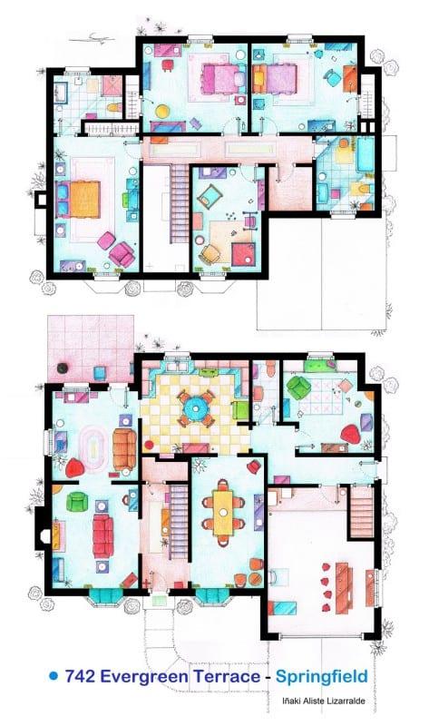 house_of_simpson_family___both_floorplans_by_nikneuk-d5tzvau-1