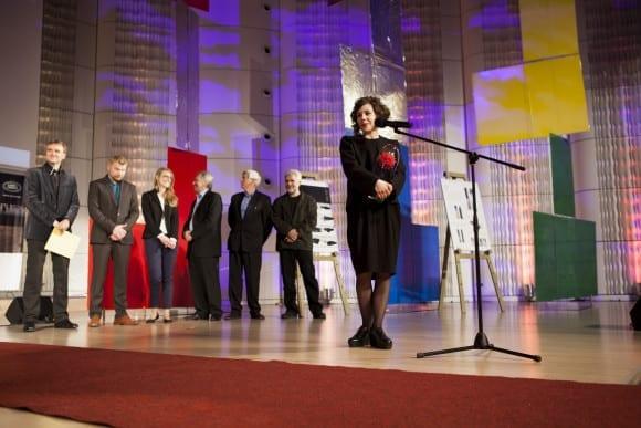 absolutní vítězka, Maria Nina Václavková
