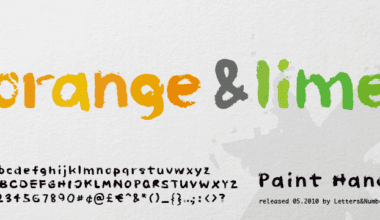 831979cdc82239bb411794d618b7cfbb 380x220 - Font dňa – Paint Hand (zľava 25%, 10,49€)