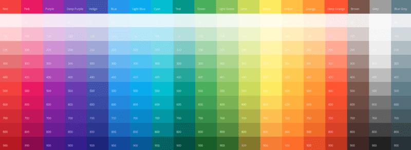 901b03ba0232d92accb3426e9acddfee 800x293 - Material UI Colors – farebné palety ešte jednoduchšie