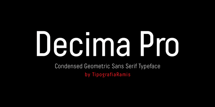 9ac7813153ac7334286e2fe721ad941b - Font dňa – Decima Pro (zľava 80%, rodina 53,80€)