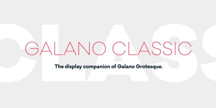 ad635fa2def71914e0512b58e1306d4f - Font dňa – Galano Classic (zľava 85%, rodina 22,91€)