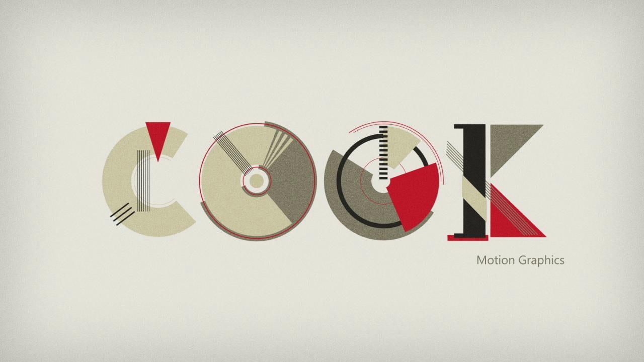 logo v pohybe cook - Logo v pohybe – Cook