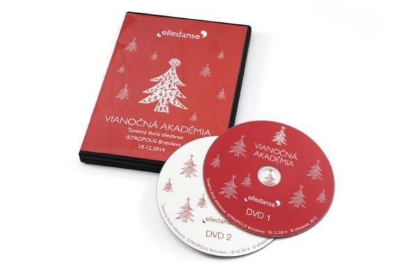 spickova potlac cddvd efektivna kvalitna prezentacia vasich dat portfolio vianocna akademia2 580x396 - Špičková potlač CD, DVD a Blu-ray – efektívna a kvalitná prezentácia vašich dát