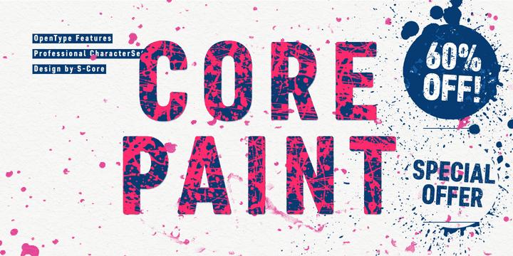 18a0fb2d56ae0179876c6588d02dd9c0 - Font dňa – Core Paint (zľava 60%, od 6,80€)
