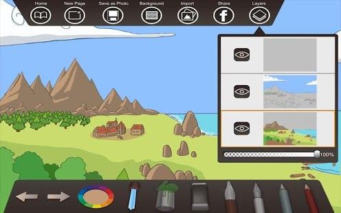 4af52202f77beb11ba59ce2056aa78784 - Aplikácie pre grafikov na Android tablety