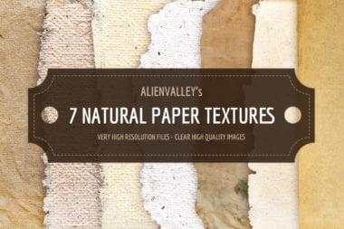 8099b74f60fe2b121e38a75b6e1894ad 380x253 - 7 prírodných textúr papiera zadarmo