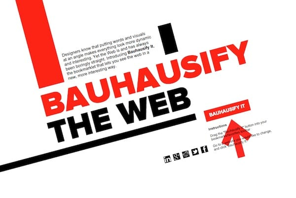 c4ca4238a0b923820dcc509a6f75849b2 - Pozrite sa na web z Bauhaus perspektívy