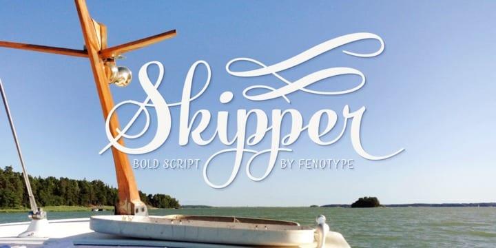 164908 - Font dňa – Skipper (zľava 35%, od 19,49€)
