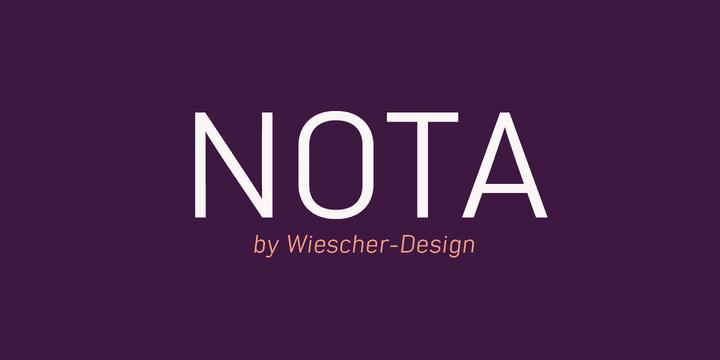 165676 - Font dňa – Nota (zľava 50%, od 12,50€)