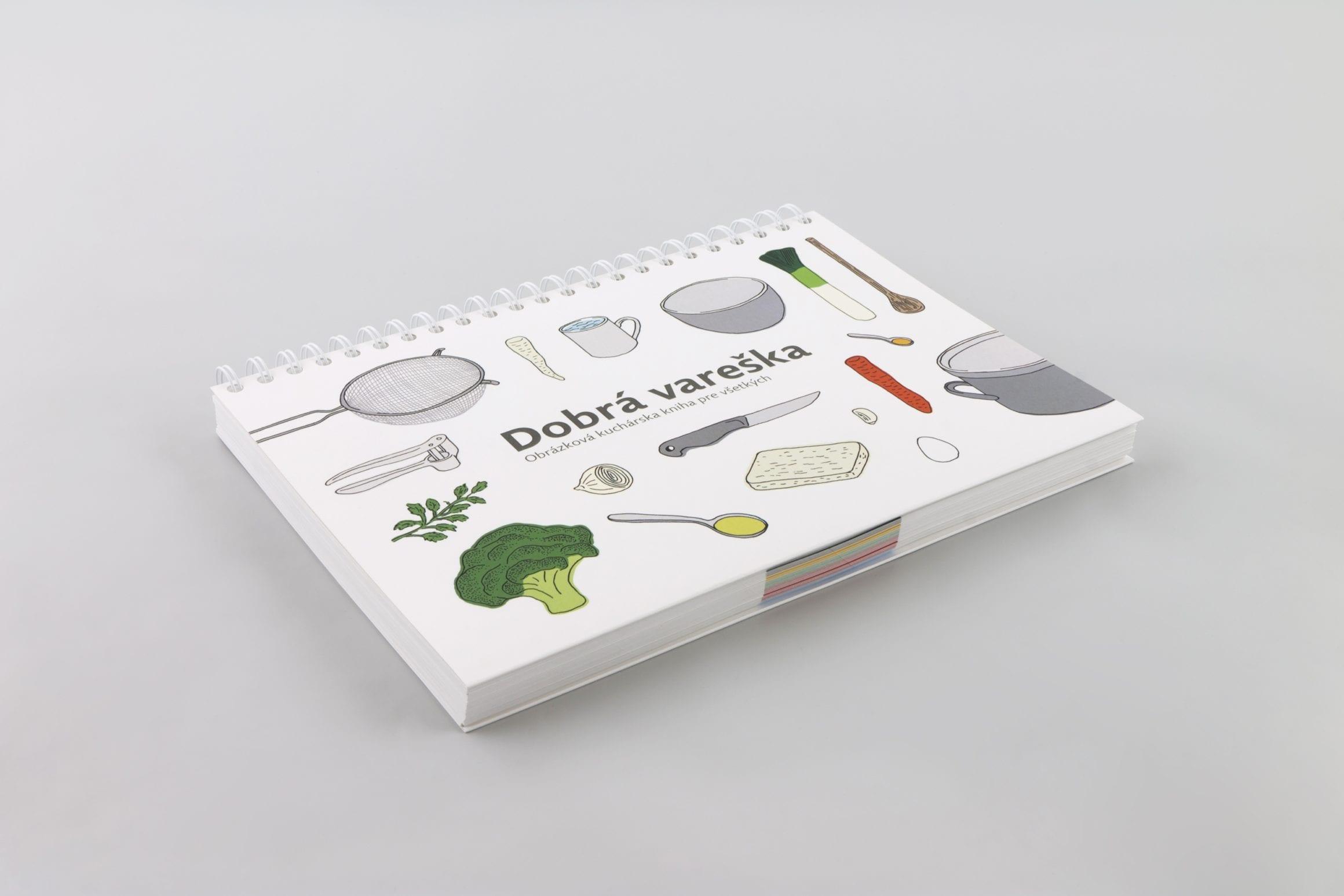 afd866987681ffba960a0fcd15f9137d - Domáci grafický dizajn: Dizajn ako pomoc – Kuchárska kniha Dobrá vareška