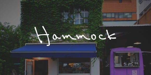 ba4a96ff4b0a9d05fda06e6aebcf4bc7 580x290 - Font dňa – Hammock (zľava 50%, 8,50€)