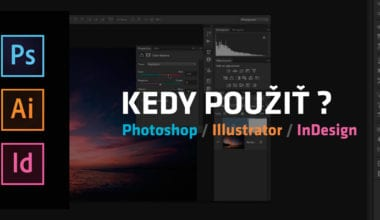 blog tutorial kedy pouzit adobe photoshop illustrator indesign 380x220 - Kedy použiť Adobe Photoshop / Illustrator / InDesign?