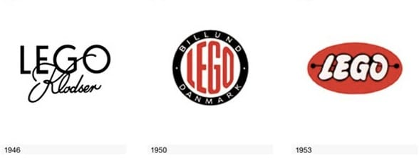1 - LEGO a podoby jeho loga