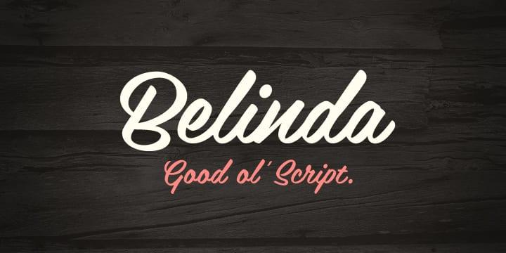 58127 - Font dňa – Belinda (18,84€)
