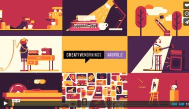 snimka obrazovky 2015 05 01 o 9.13.30 380x220 - Pohyblivá inšpirácia – Creative Mornings Nashville
