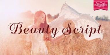 173896 380x190 - Font dňa – Beauty Script (zľava 35%, 10,39€)