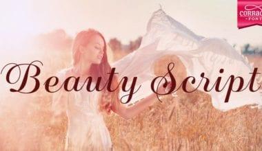 173896 380x220 - Font dňa – Beauty Script (zľava 35%, 10,39€)