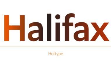 178264 380x220 - Font dňa – Halifax (od 39,99€, komplet 81,50€)